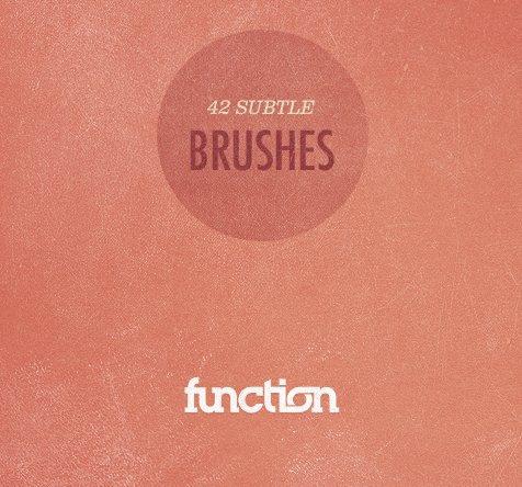398-42-more-subtle-grunge-textured-photoshop-brushes
